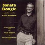 Steinhardt: Sonata Boogie