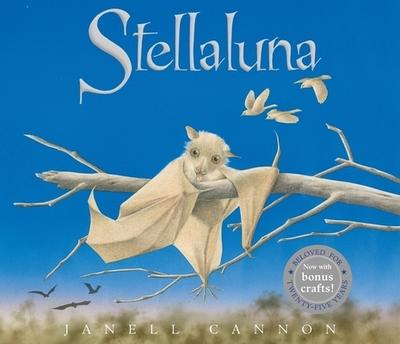 Stellaluna (Lap Board Book) - Cannon, Janell