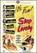 Step Lively - Tim Whelan, Sr.