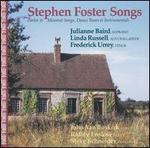 Stephen Foster Songs: Parlor & Minstrel Songs, Dance Tunes & Instrumentals