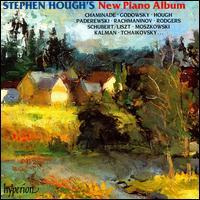 Stephen Hough's New Piano Album - Stephen Hough (piano)