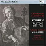 Stephen Paxton: 4 Sonatas and a Concerto