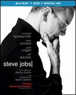 Steve Jobs [Includes Digital Copy] [Blu-ray/DVD] - Danny Boyle