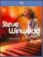 Steve Winwood: Live in Concert [Blu-ray]
