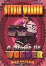 Stevie Wonder: A Night of Wonder