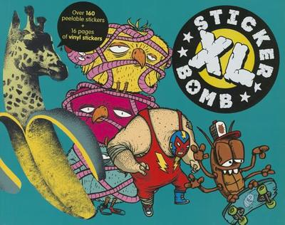 Stickerbomb XL - Studio Rarekwai (SRK)