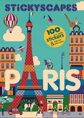 Stickyscapes Paris - Favre, Malika