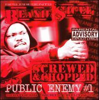 Still Public Enemy #1 [Screwed & Chopped Southern Remix Mixtape] - Beanie Sigel