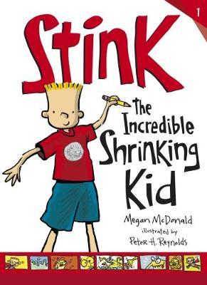 Stink: The Incredible Shrinking Kid - McDonald, Megan