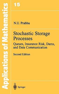 Stochastic Storage Processes - Prabhu, N U