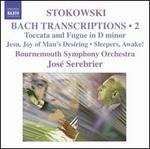 Stokowski: Bach Transcriptions, Vol. 2
