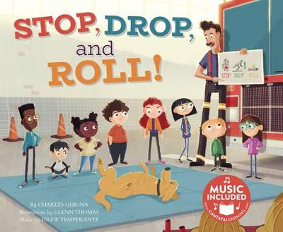 Stop, Drop, and Roll! - Ghigna, Charles, and Temperante, Drew