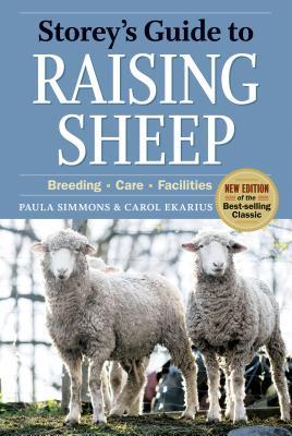 Storey's Guide to Raising Sheep - Simmons, Paula
