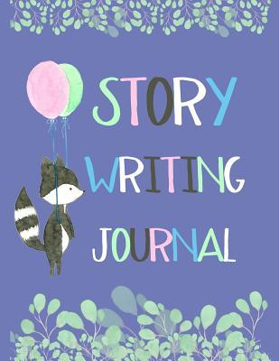 Story Writing Journal: Handwriting Journal for Kids (Creative Writing Notebooks for Children)(Teens V1) - Dartan Creations