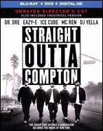 Straight Outta Compton [Includes Digital Copy] [Blu-ray/DVD]