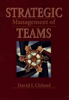 Strategic Management of Teams - Cleland, David I