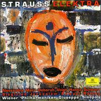 Strauss: Elektra - Alessandra Marc (vocals); Anne Schwanewilms (vocals); Annette Jahns (vocals); Christiane Hossfeld (vocals); Deborah Voigt (vocals); Elisabeth Wilke (vocals); Gabriele Sima (vocals); Goran Simic (vocals); Hanna Schwarz (vocals); Helga Termer (vocals)