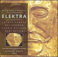 Strauss: Elektra - Alessio de Paolis (vocals); Astrid Varnay (vocals); Endre Koreh (vocals); Hans Hotter (vocals); Hasso Eschert (vocals);...