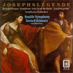 Strauss: Josephslegnede Suite; Symphonia Domestica