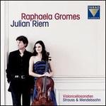 Strauss & Mendelssohn: Violoncellosonaten