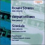 Strauss, Vaughan Williams, Schickele: Works for Oboe