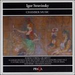 Stravinsky: Chamber Music - Boris Bekhterev (piano); Dagmar Platilova (harp); Josef Hala (piano); Karel Dolezal (viola); Nikolai Petrov (piano);...