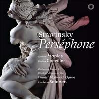 Stravinsky: Perséphone - Andrew Staples (tenor); Pauline Cheviller (speech/speaker/speaking part); Pauline Cheviller;...