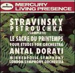 Stravinsky: Petrouchka (Complete); Le Sacre du Printemps