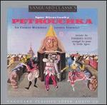 Stravinsky: Petrouchka; Firebird Suite
