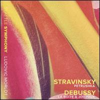 Stravinsky: Petrushka; Debussy: La Boîte à Joujoux - Kimberly Russ (piano); Seattle Symphony Orchestra; Ludovic Morlot (conductor)