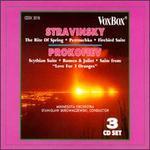 Stravinsky, Prokofiev: Orchestral Works