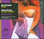 Stravinsky: Pulcinella; Richard Strauss: Der Bürger als Edelmann