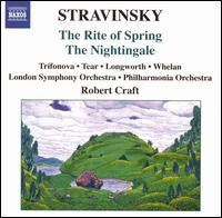 Stravinsky: The Rite of Spring: The Nightingale - Andrew Greenan (baritone); Olga Trifonova (soprano); Paul Whelan (bass baritone); Peter Hall (tenor);...
