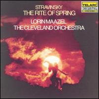 Stravinsky: The Rite of Spring - Cleveland Orchestra; Lorin Maazel (conductor)