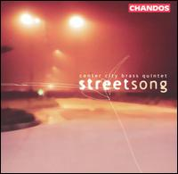 Streetsong - Center City Brass Quintet (brass ensemble); Feza Zweifel (drums)
