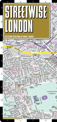 Streetwise London - Streetwise Maps (Manufactured by)