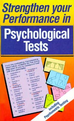 Strengthen Your Performance in Psychological Tests - Cesari, Cecile