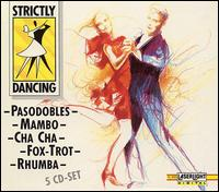 Strictly Dancing [Box] - Tony Anderson String Orchestra