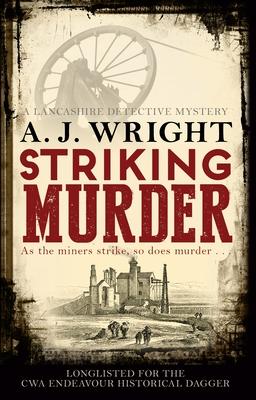 Striking Murder - Wright, A. J.