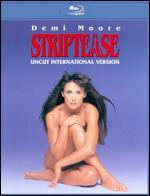 Striptease [Uncut International Version] [Blu-ray]