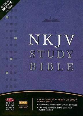 Study Bible-NKJV - Radmacher, Earl D (Editor), and Allen, Ronald B (Editor), and House, H Wayne, Prof., PhD (Editor)
