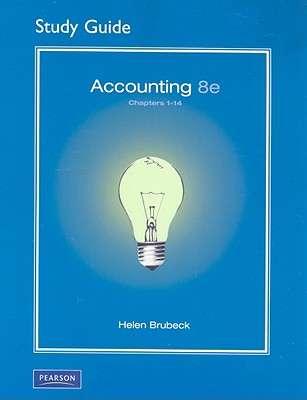 Study Guide 1-14 for Accounting - Horngren, Charles T., and Harrison, Walter T., and Oliver, M. Suzanne