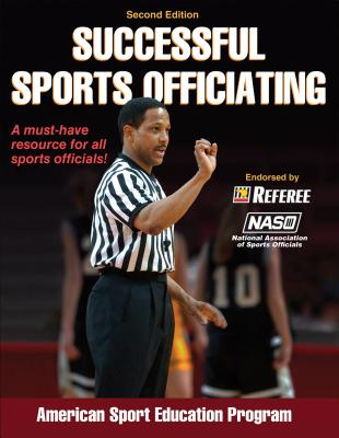Successful Sports Officiating - American Sport Education Program (Editor)