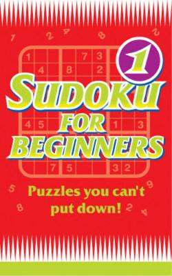 Sudoku for Beginners 1: Puzzles You Can't Put Down! - Webb, Fiona (Designer)