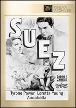 Suez - Allan Dwan; Otto Brower