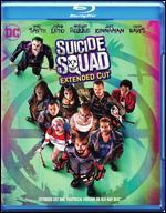 Suicide Squad [Includes Harley Quinn Figure] [Blu-ray]