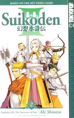 Suikoden III, Volume 2 - Aki, Shimizu