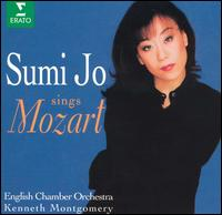 Sumi Jo Sings Mozart - Charles Tunnell (cello); Neil Black (oboe); Paul Barritt (violin); Sumi Jo (soprano); William Bennett (flute);...