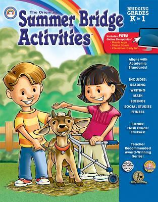 Summer Bridge Activities(r): Bridging Grades Kindergarten to First - Summer Bridge Activities (Compiled by)