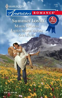 Summer Lovin': The Preacher's Daughter/A Baby on the Way/A Reunion Romance - Thomas, Marin, and Altom, Laura, and Roth, Ann